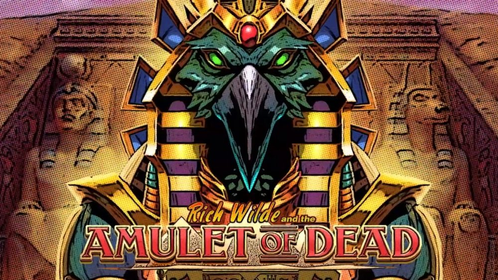 Rich Wilde And The Amulet Of Dead image