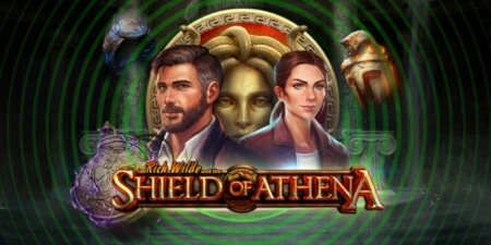 Rich Wilde And The Shield Of Athena image