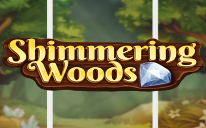 The Shimmering Woods image