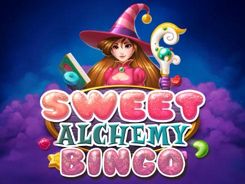Sweet Alchemy Bingo image