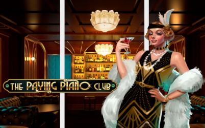 The Paying Piano Club image
