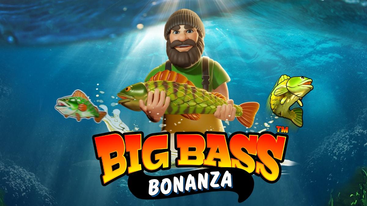 Big Bass Bonanza image