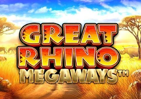 Great Rhino Megaways image