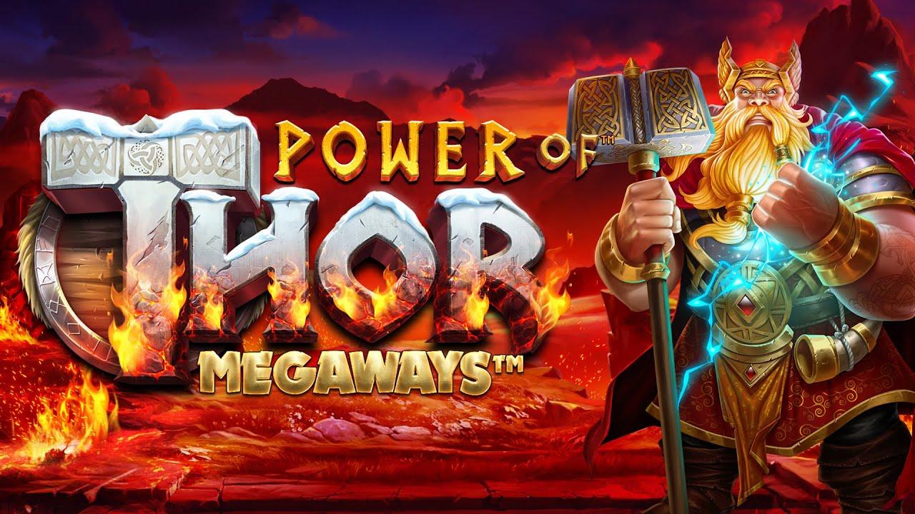 Power Of Thor Megaways image