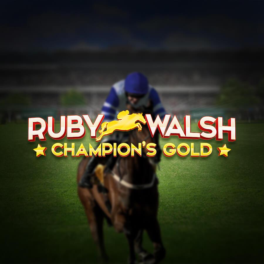 Ruby Walsh Champions Gold image