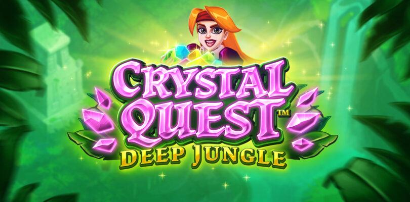 Crystal Quest Deep Jungle image