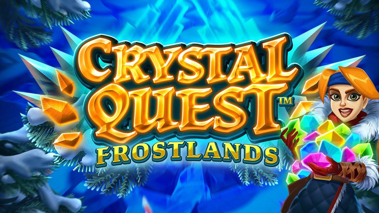 Crystal Quest Frostlands image