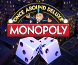 Monopoly Once Around Deluxe image