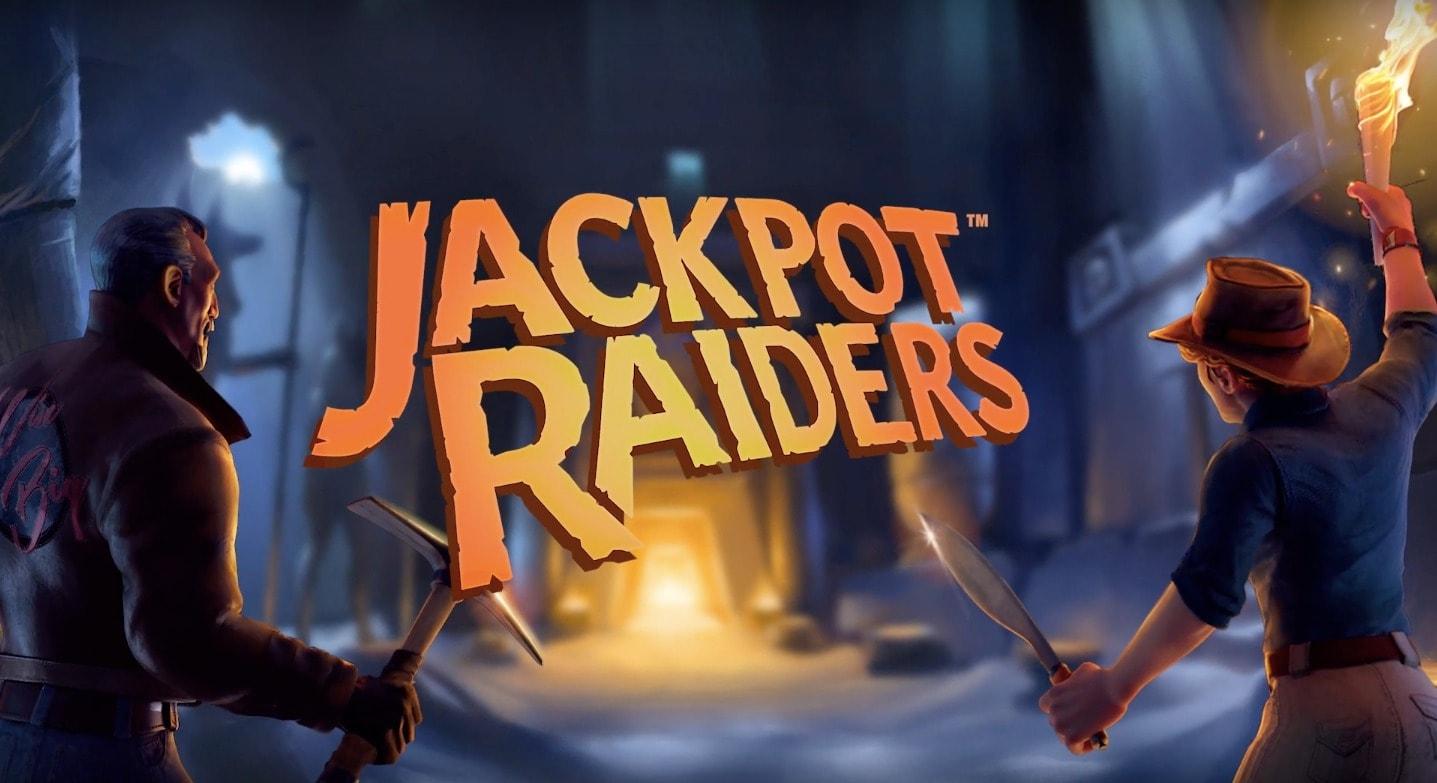 Jackpot Raiders image