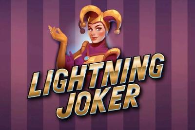 Lightning Joker image