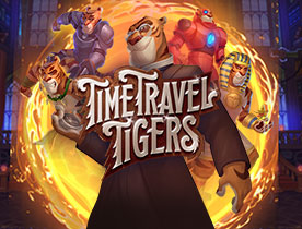 Time Travel Tigers image