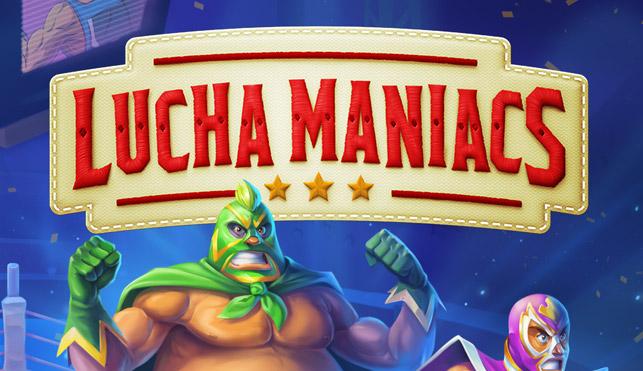 Lucha Maniacs image
